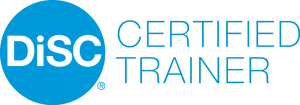 DiSC Certified Trainer Blue 2013